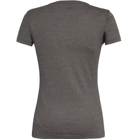Salewa Puez 2 Dry t-shirt Dames zwart